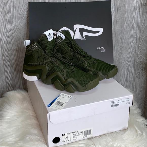 Operación posible Cumplido Íntimo  adidas Shoes | Adidas Crazy 8 997 Basketball Shoes Green Nib 95 | Poshmark